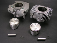 Cylinder and piston kit d.82 (540 cc)