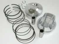 Cylinder and piston kit big bore d.96 (980 cc)