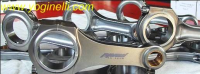 Racing Titanium con-rods set 900